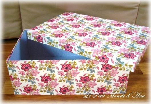 boite carton fleurs roses2