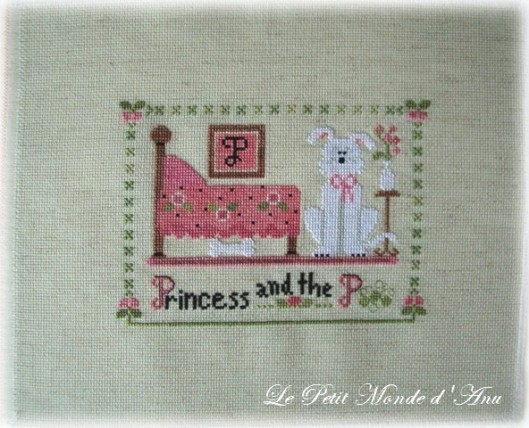 broderie princess and the p