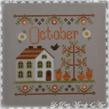 October Cottage