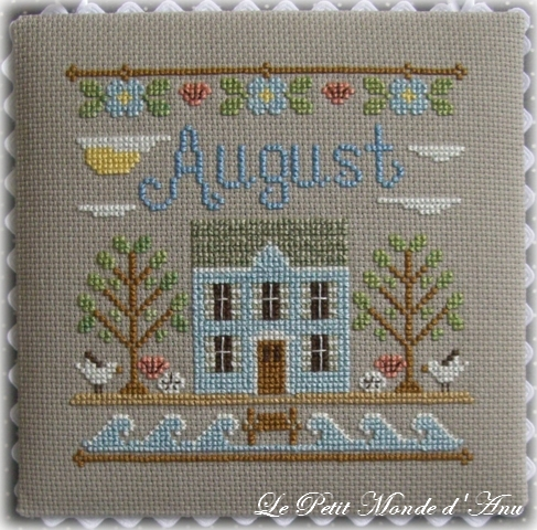 August Cottage