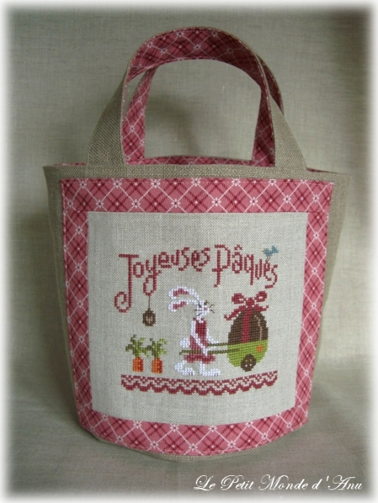 sac paques fille