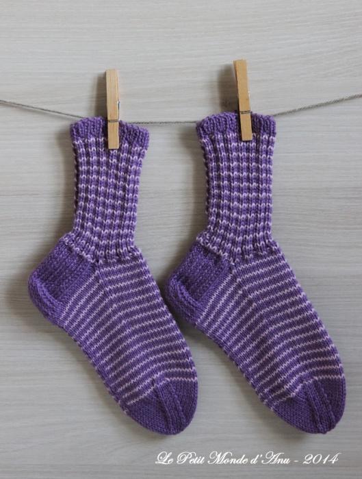 Des chaussettes / Socks