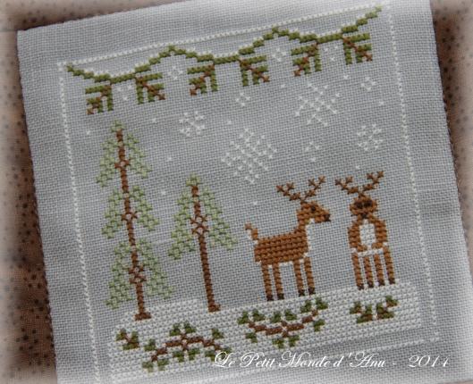 Frosty Forest Le Petit Monde D Anu