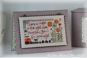 October's Marigold