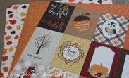 papierscrap automne