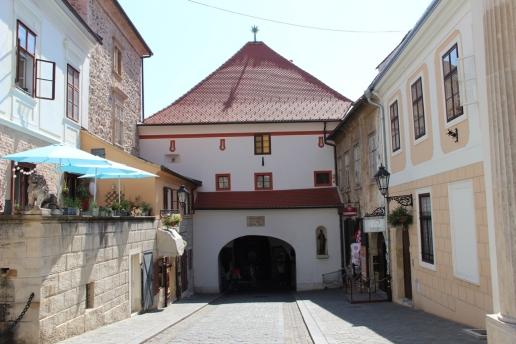 La Porte de Pierre - façade ouest
